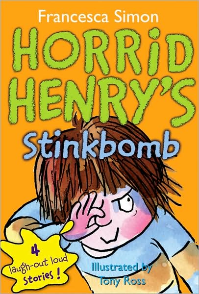 Horrid Henry S Stinkbomb Picture Book Depot