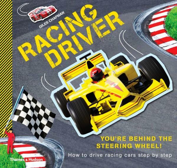 racing driver how to drive racing cars step by step picture book depot. Black Bedroom Furniture Sets. Home Design Ideas