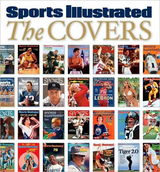 Illustrated Book Cover Review : Sports illustrated the covers picture book depot